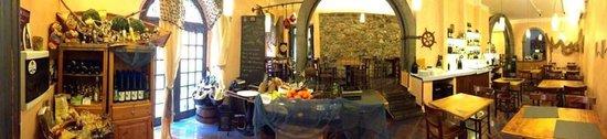 Albergo Marina: Nice breakfast room