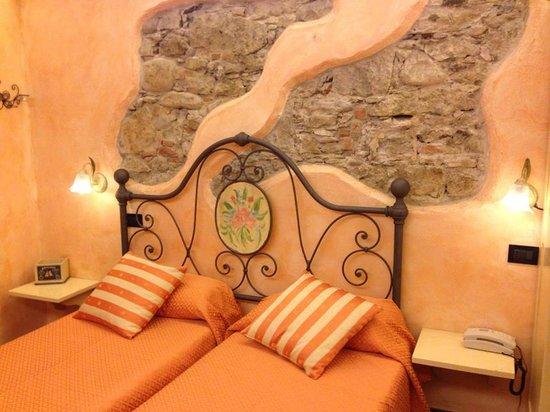 Albergo Marina: Lovely room