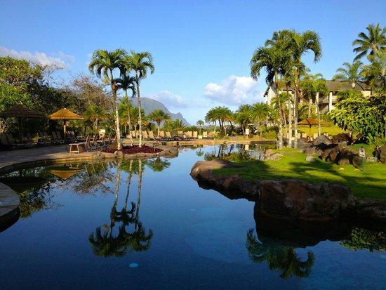 Hanalei Bay Resort: Pool