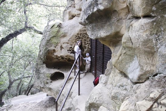 Chumash Painted Cave State Historic Park: 5