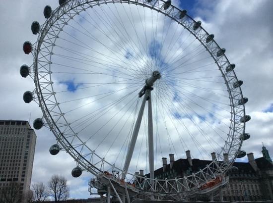 London Eye (El ojo de Londres): The London Eye