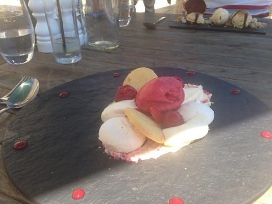 The Alverton: my dessert