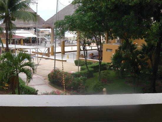 Viva Wyndham Maya : View from room