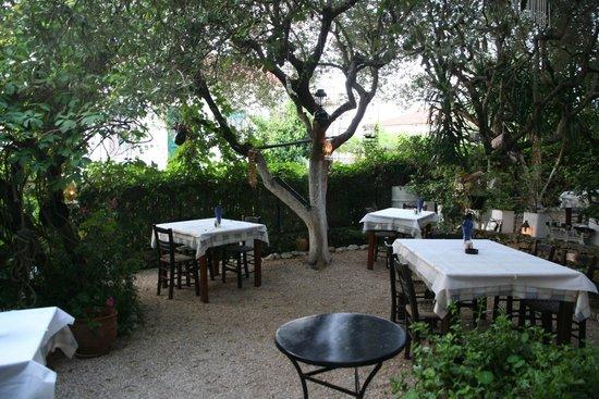 Polyphemus Restaurant: Polyphemus Garten 3