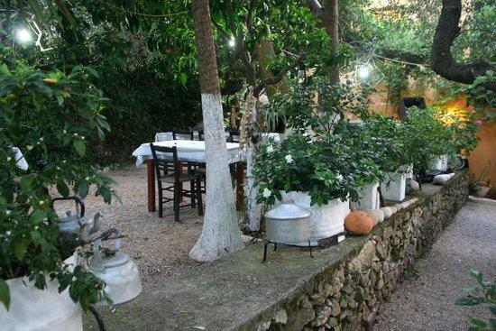 Polyphemus Restaurant: Polyphemus Garten 7