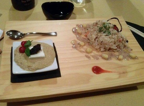 Hoshy Sushi Lab: お通し
