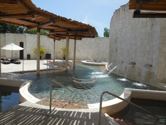 Secrets Maroma Beach Riviera Cancun: Spa