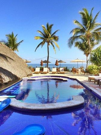 Casa De Mita: Pool area