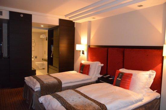 Radisson Blu Elizabete Hotel: Hotelkamer