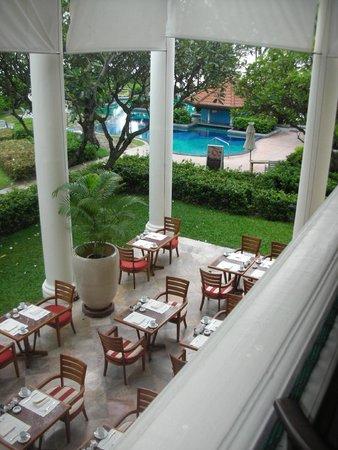 Centara Grand Beach Resort Samui : Breakfast area