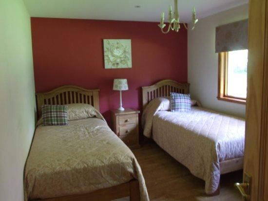 Wildside Highland Lodges: Second bedroom
