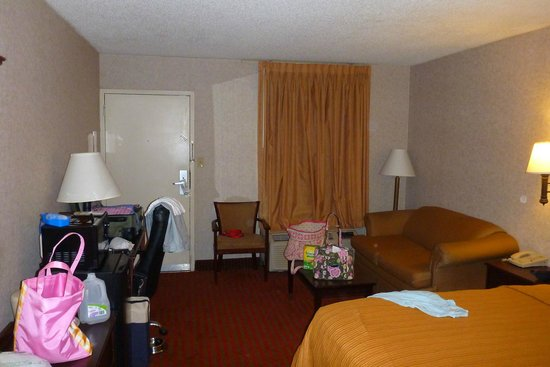 Quality Inn, Mount Airy: Room