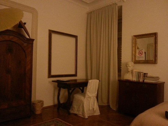 Ai Moretti: One of the rooms