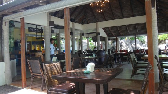 Sarikantang Resort & Spa: eet en drink plaats
