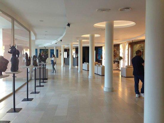 Golden Tulip Rome Airport: Lobby