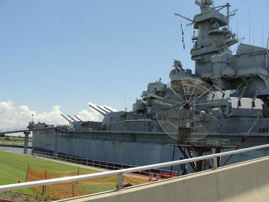 Battleship Tours Alabama