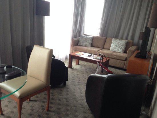 Hotel Le Crystal: Room