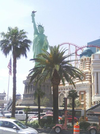 New York - New York Hotel and Casino : NYNY