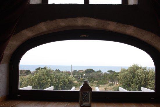 Masseria Fortificata Donnaloia : Room 26 Sea view