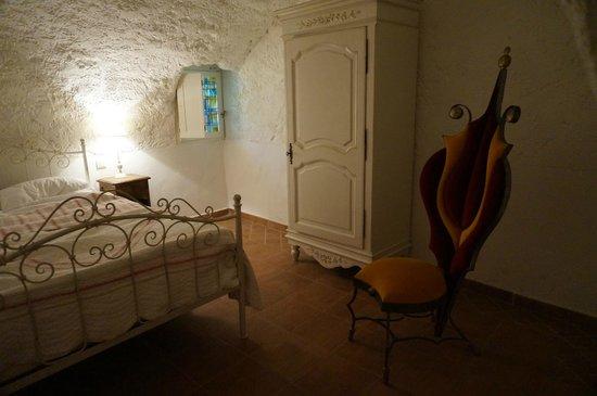 Les Terres de Saint Hilaire : 一樓房間