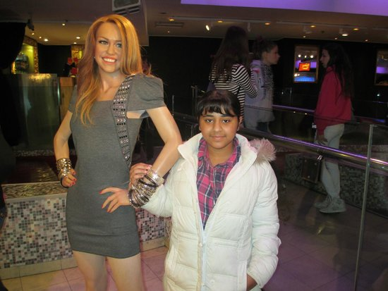 Madame Tussauds London : Great fun
