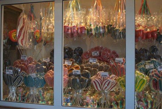 Jardins de Tivoli : Kid in a candy land