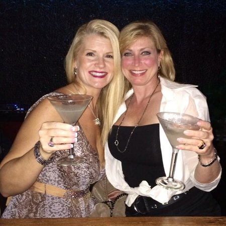 Great times at Caffe Luna Rosa