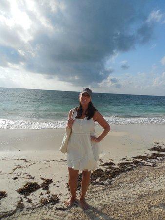 Dreams Riviera Cancun Resort & Spa : beach