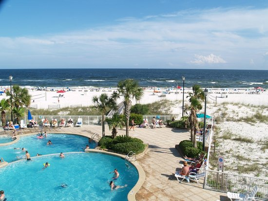 Holiday Inn Express Orange Beach: No words needed : Why we were here!