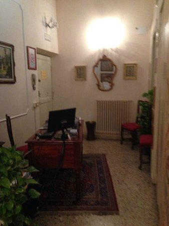 Relais San Lorenzo: Reception