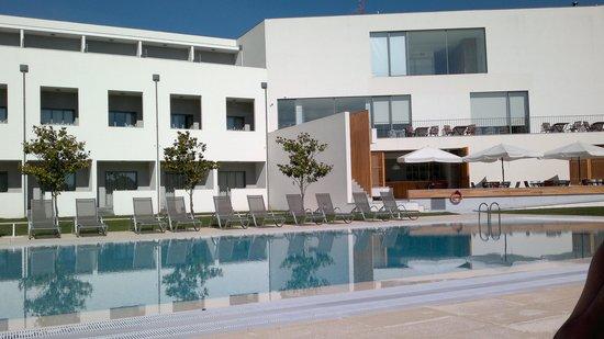 Hotel Minho: Local ideal para relaxar.