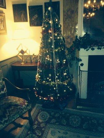 Cable Street Inn: Christmas time