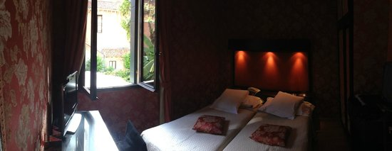 Hotel Abbazia: Our room