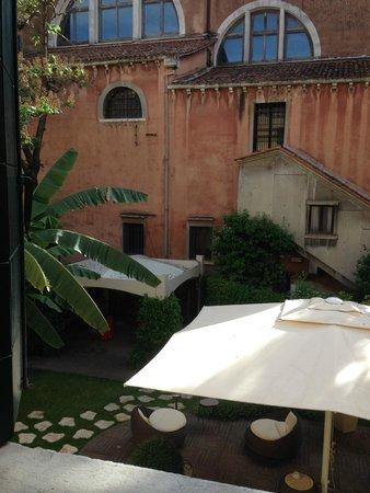 Hotel Abbazia: View