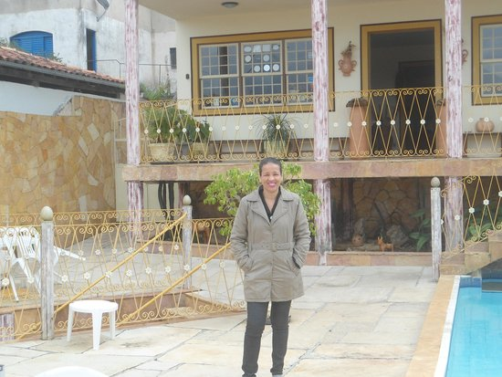 Hotel Montanhas de Minas: Entrada do Hotel