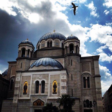 Chiesa Serbo Ortodossa di San Spiridione: Chiesa di San Spiridione