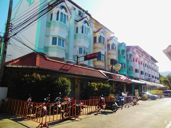 Photo of Welcome Inn on Karon Beach