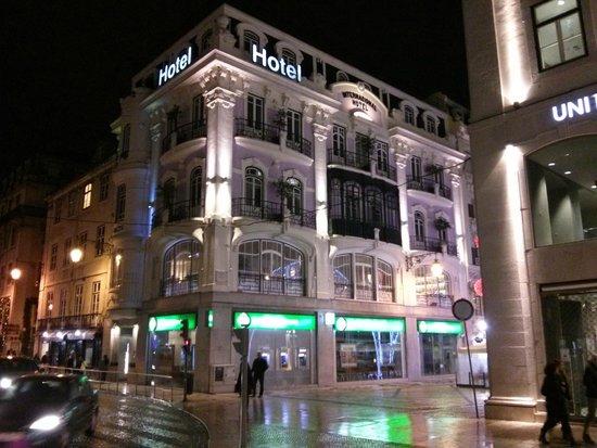 Internacional Design Hotel: Esterno