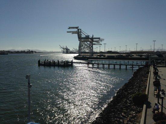 Waterfront Hotel, a Joie de Vivre hotel: Oakland Harbor