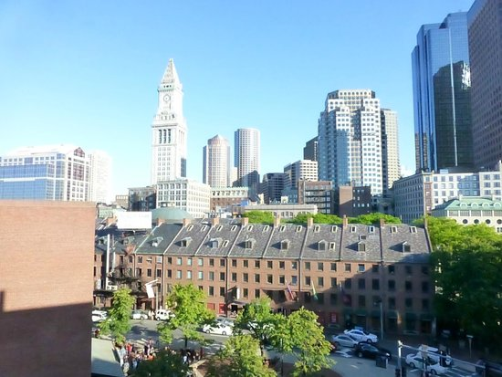 The Bostonian Boston: view from room
