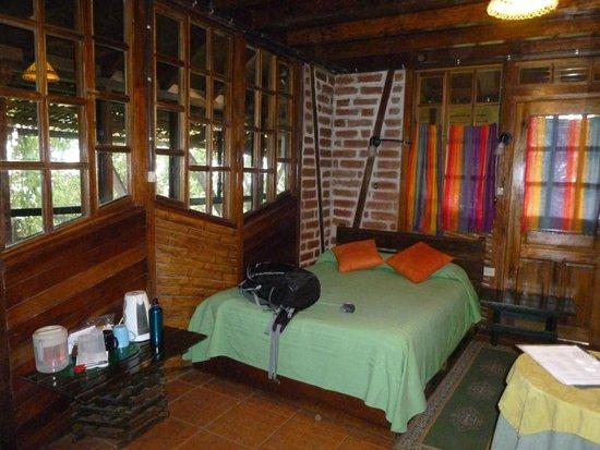 Bellavista Cloud Forest: Our spacious & comfortable Lodge