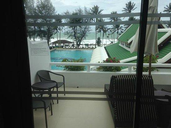 Le Meridien Phuket Beach Resort : View from Junior Suite