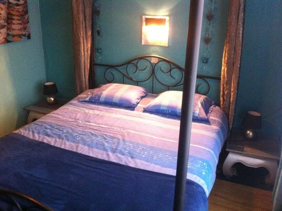 Maison Printaniere Bed & Breakfast: Cama_01