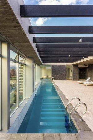 Hotel Plaza El Bosque Nueva Las Condes: piscina
