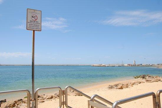 Sporting Club Village : spiaggia di mazara