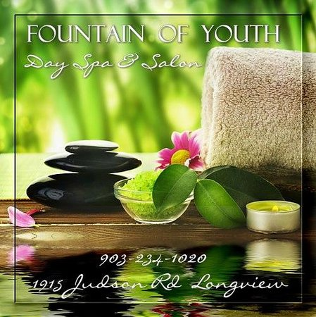 ‪Fountain of Youth Salon & Spa‬