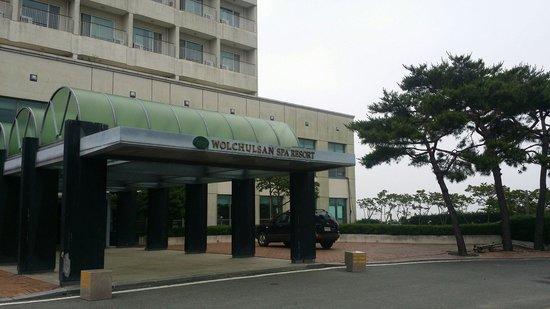 Wolchulsan Spa Resort