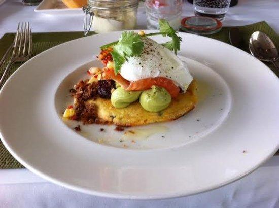 Emirates One&Only Wolgan Valley: Amazing breakfast