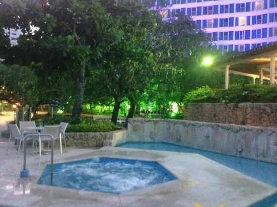 Hilton Cartagena: jacuzzi