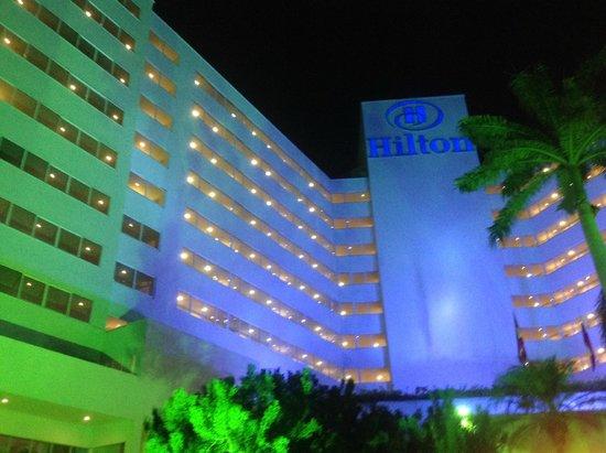 Hilton Cartagena: hotel